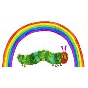 The Very Hungry Caterpillar pb-an