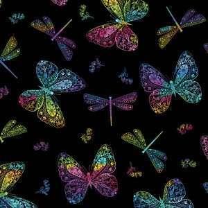 Rainbow Garden by Andover new-oct