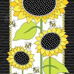 Sunflower and Honey by Kim Schaefer new-feb